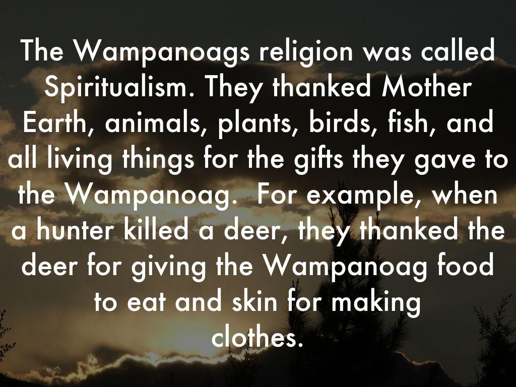 Wampanoag Tribe by Javon Colbert