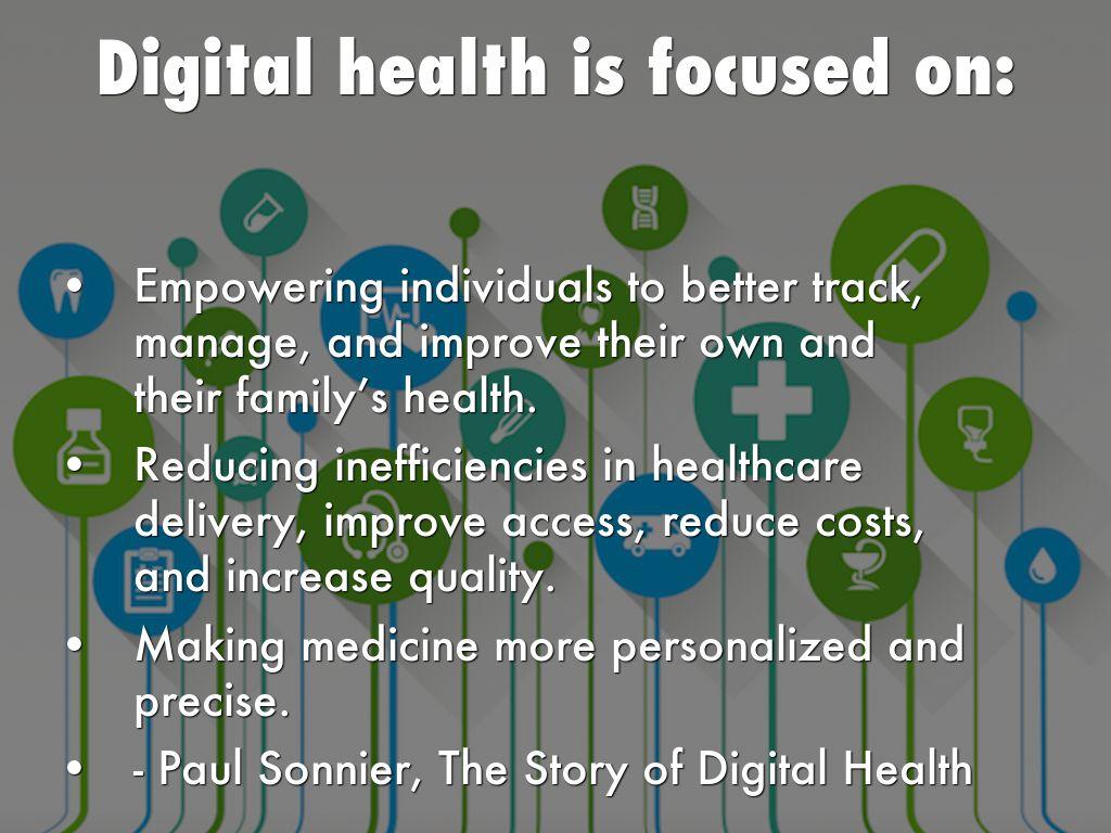 Digital Health by rnakamoto
