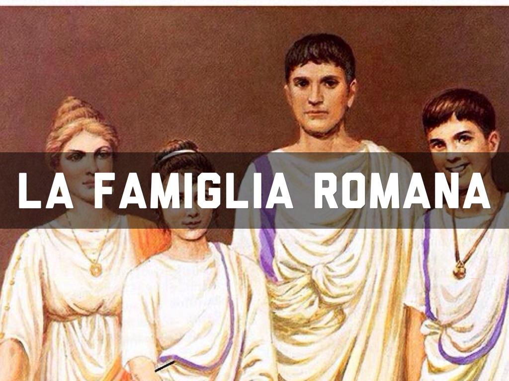 la famiglia romana by ionescu laura
