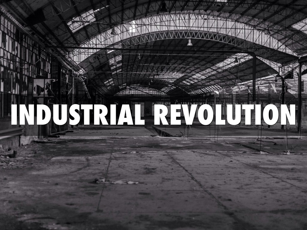 a history of modernization in the industrial revolution Watch the industrial revolution video clip of history's series mankind the story of all of us' find this and many more videos only on history.