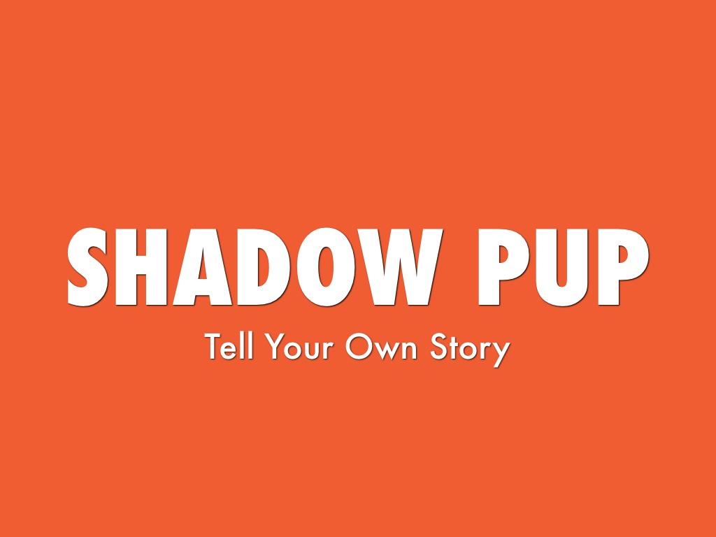 Shadow Pup Tanıtımı