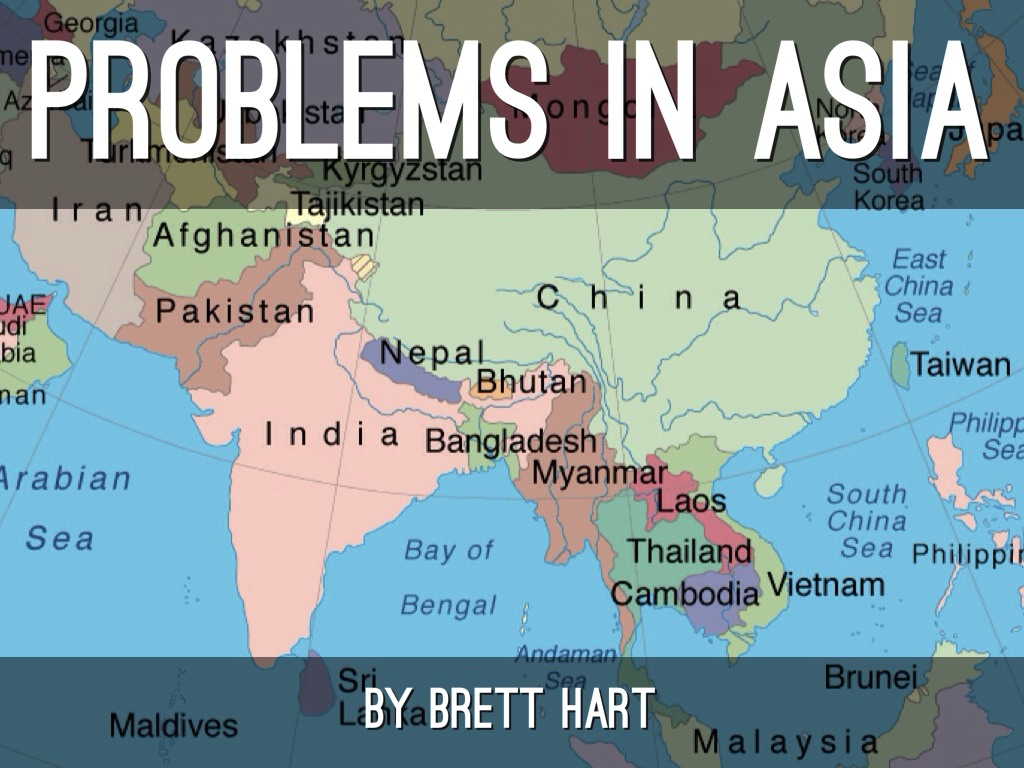 Problems In Asia Brett And Peyton