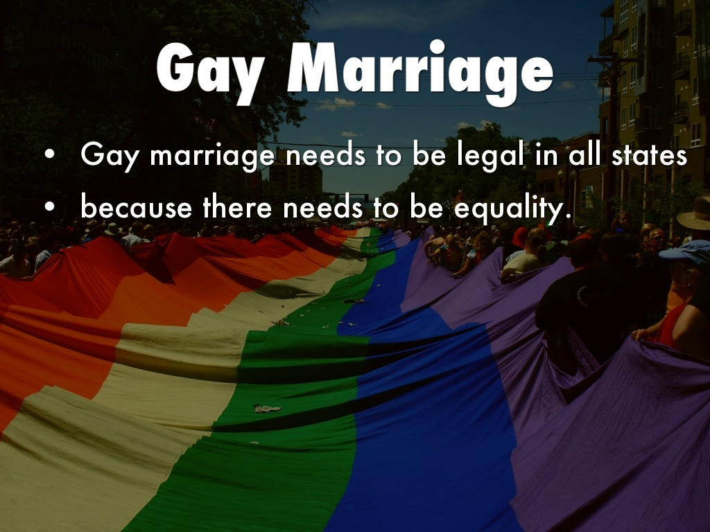 is there a necessity for marriage And with the courts more and more handling these break-ups with the same rules as the ending of a legal marriage, there is no is marriage a necessity.