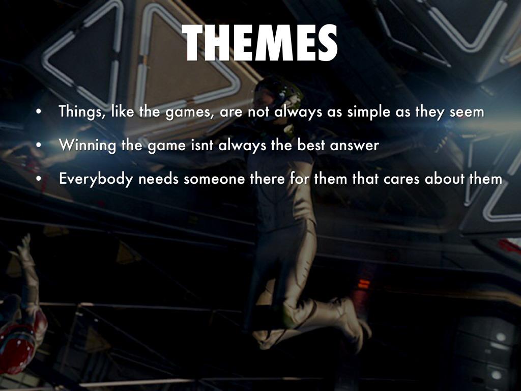 enders game theme