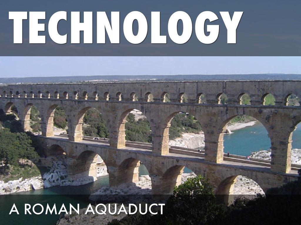 roman technology