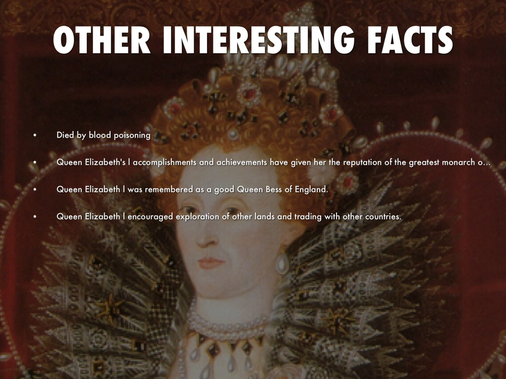 Queen elizabeth 1 accomplishments