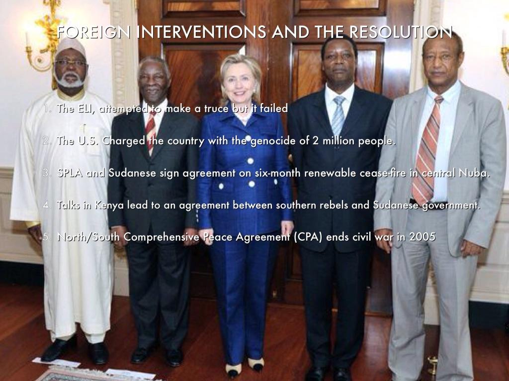 The Sudanese Second Civil War By Omar Khan Osborne