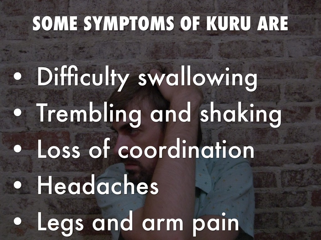 Kuru Disease by Jesse Lobos