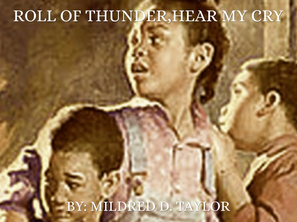 roll of thunder hear my cry Roll of thunder, hear my cry and millions of other books are available for instant access kindle   audible enter your mobile number or email address below and we'll send you a link to download the free kindle app.