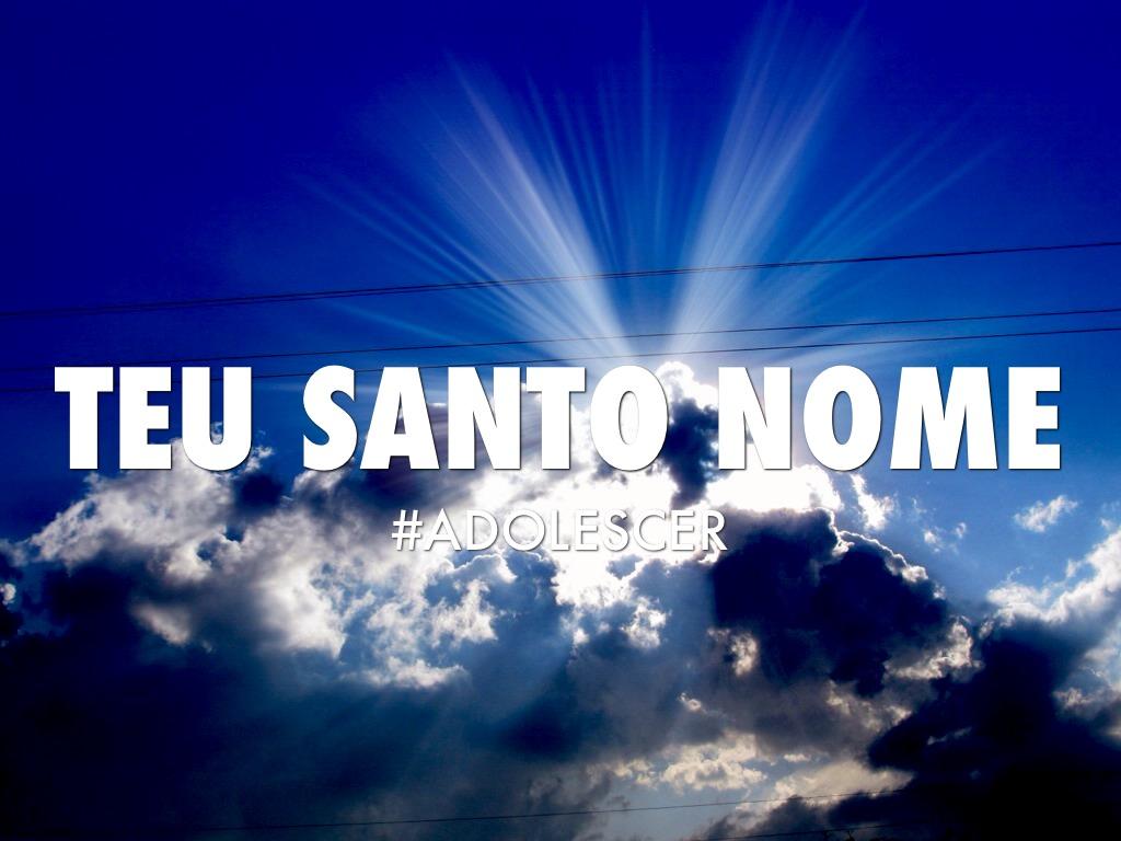 Teu Santo Nome By Amos Salles