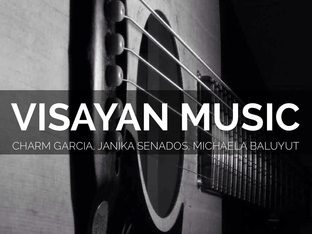 Visayan music instruments