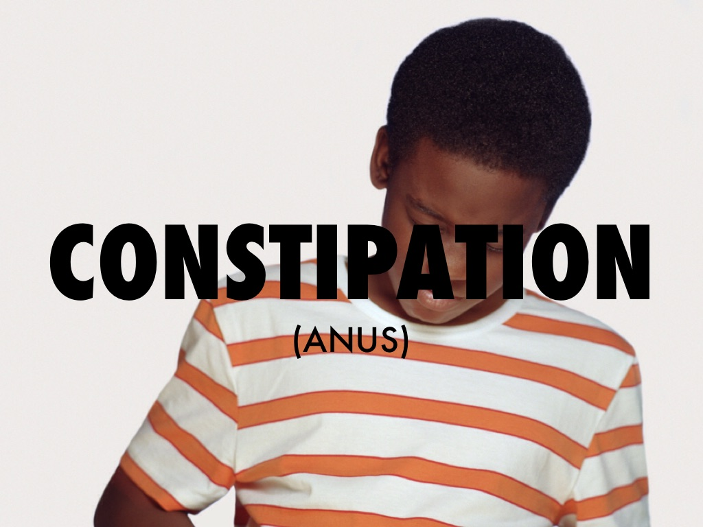 constipation by raseac myles