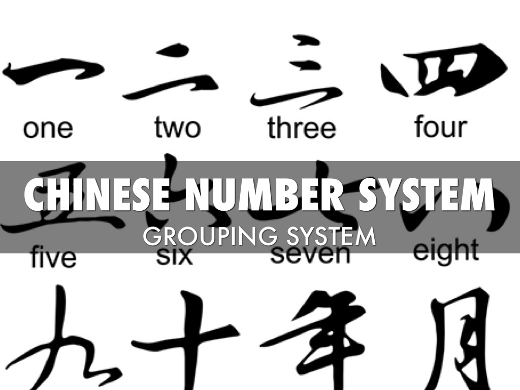 chinese number system After much demand, i've finally put together a table with the chinese numbers from 1-100 i'm sure you'll notice a trend in how you form numbers from 11-99.