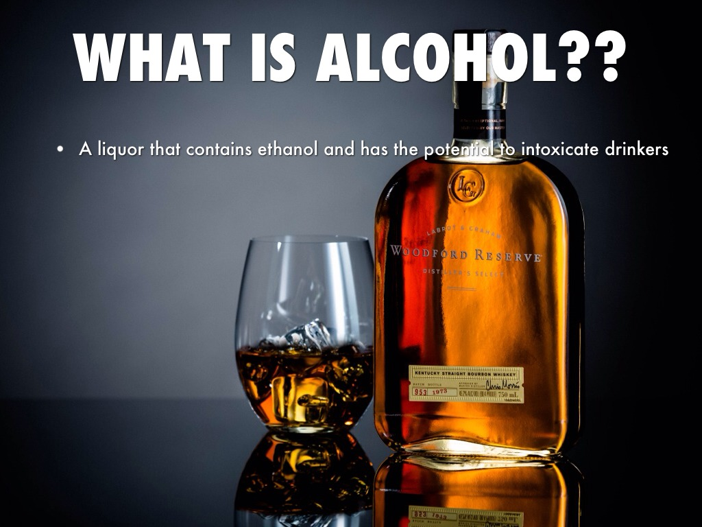 What is alcohol 83