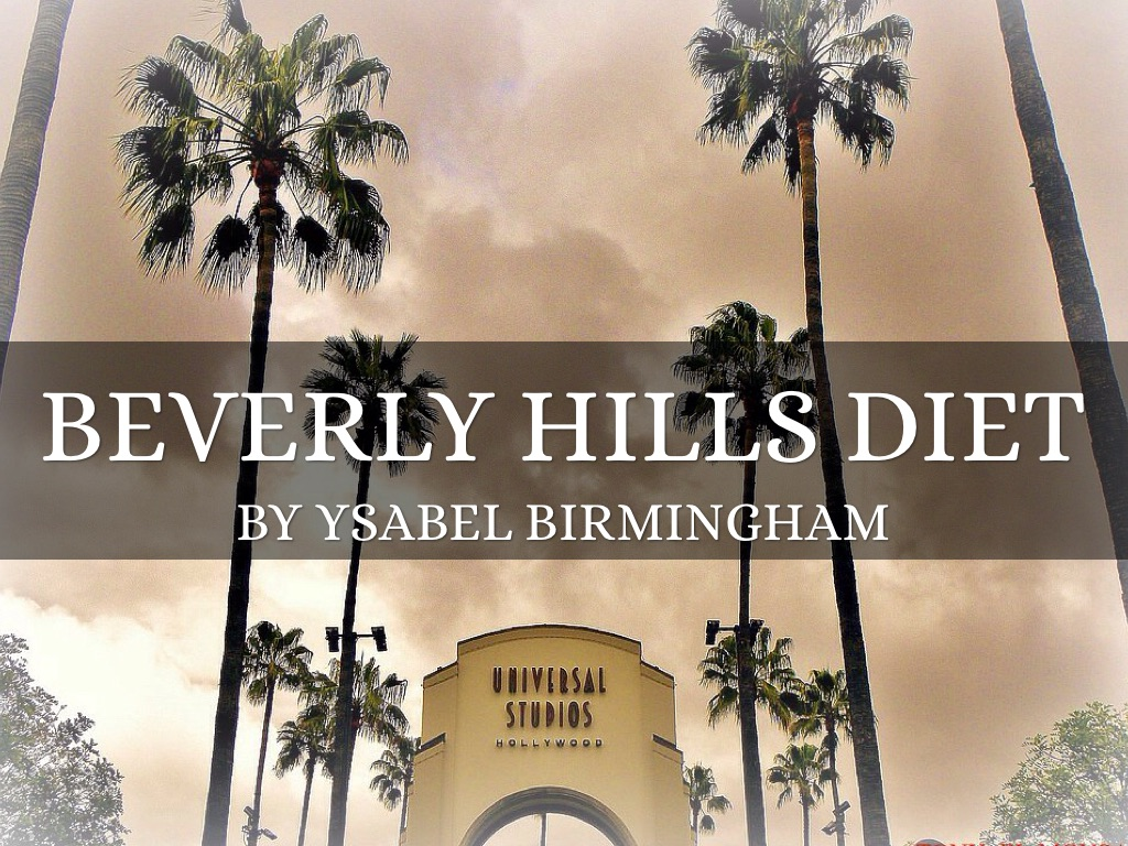 new beverly hills diet review
