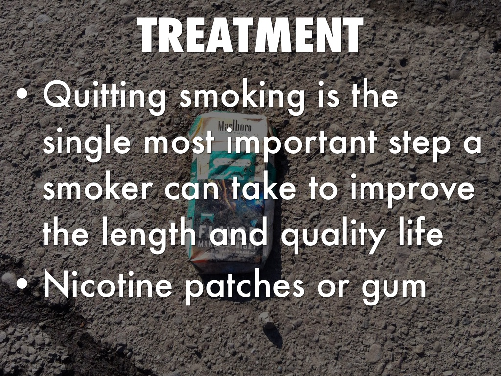 quitting smoking is the first step to a better life Quitting smoking according to the the first step is to distance yourself from these work on reducing any stress in your life that increases your urge to.