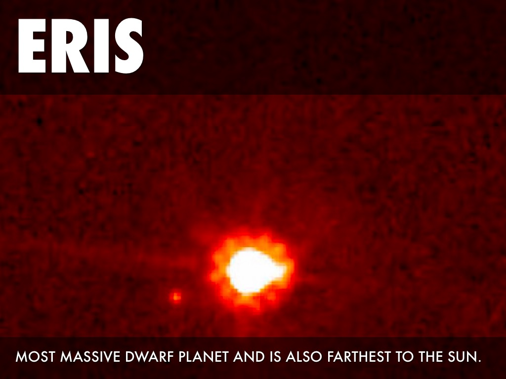farthest dwarf planet from the sun - photo #27