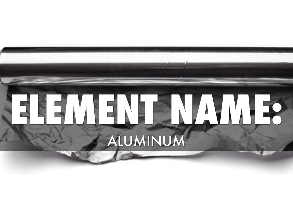 the element auminum Alumina, also called aluminum oxide, synthetically produced aluminum oxide, al 2 o 3, a white or nearly colourless crystalline substance that is used as a starting material for the smelting of aluminum metal it also serves as the raw material for a broad range of advanced ceramic products and as an active agent in chemical processing.