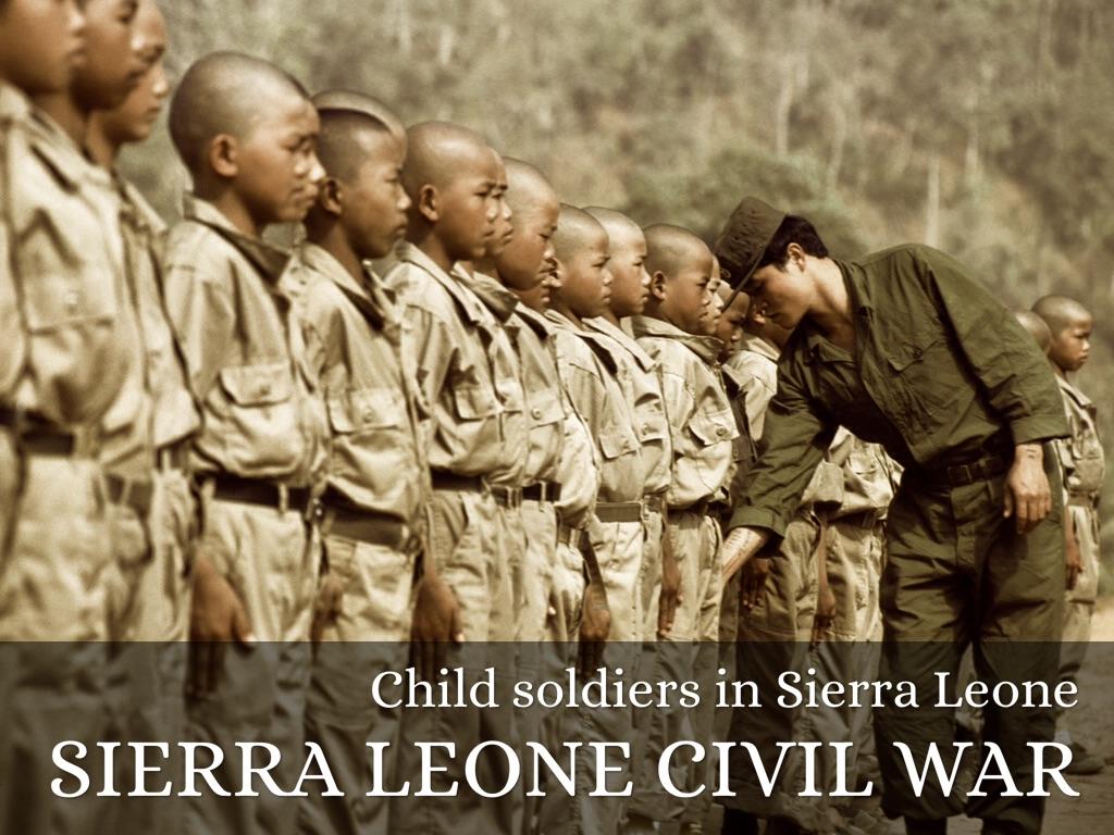 sierra leone civil war research paper