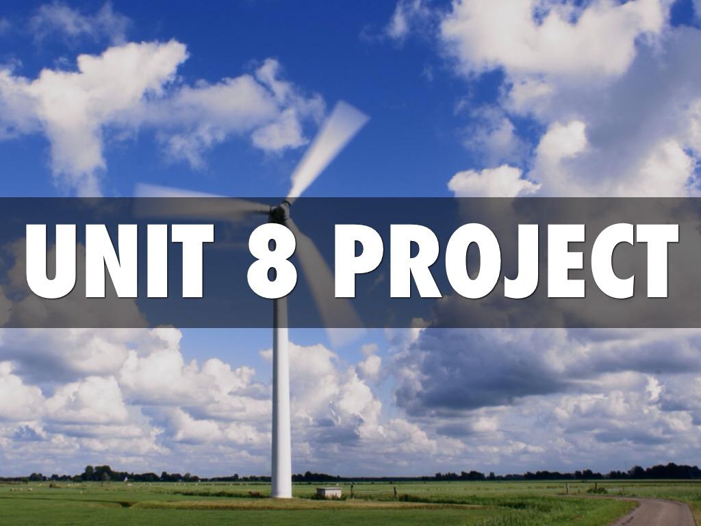 Unit 8 Project