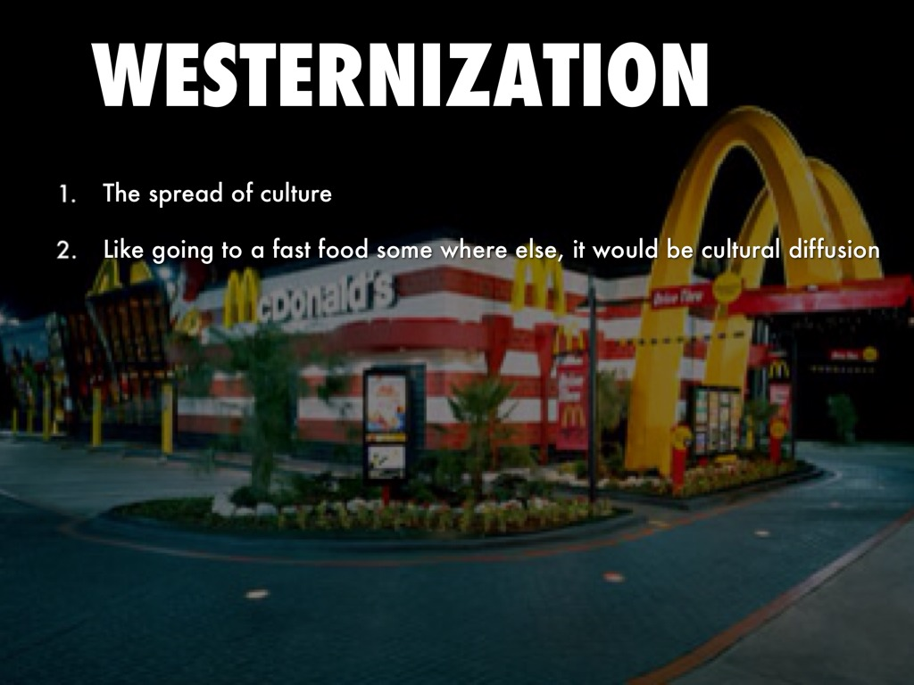 is westernisation a cultural enrichment or The best they could do would be to explain what the shaking of hands means in western culture in the hope that it may have an influence on those not wanting to shake hands i expect the outcome would still have been the same though.