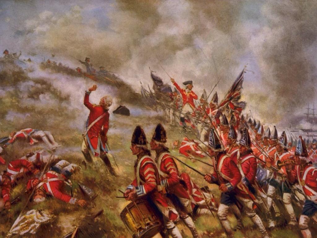 The Battle Of Yorktown By Mrs Mckinnon