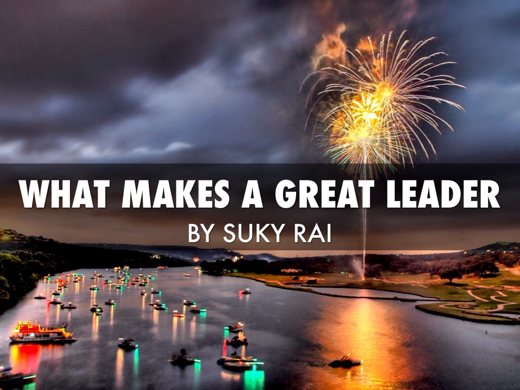 a description of gandhi as a great leader When it comes to leadership, gandhi played in a league that many of us  if i aim  for management alone – best case, i will at best get to keep.