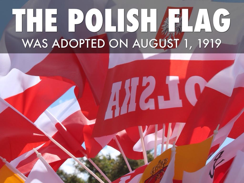 polish flag by farrenk