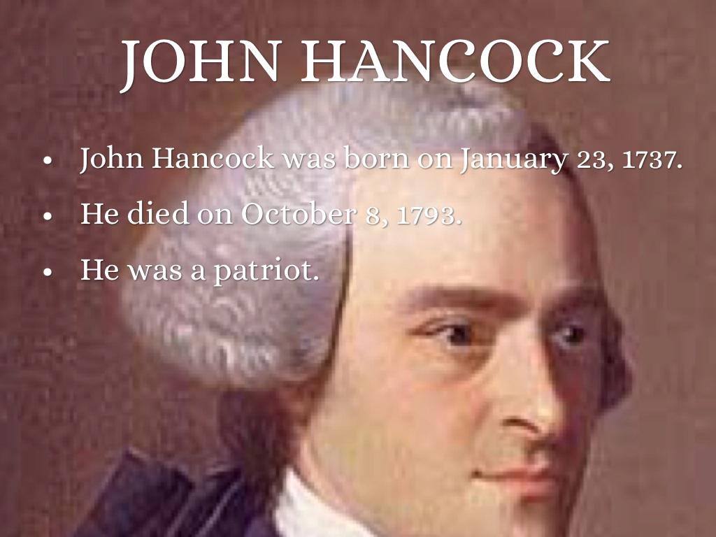 john hancock by casey welch