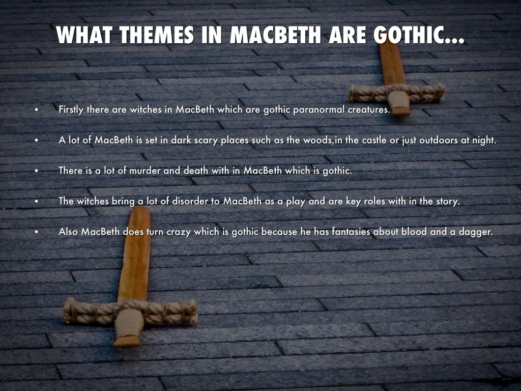 blood theme macbeth