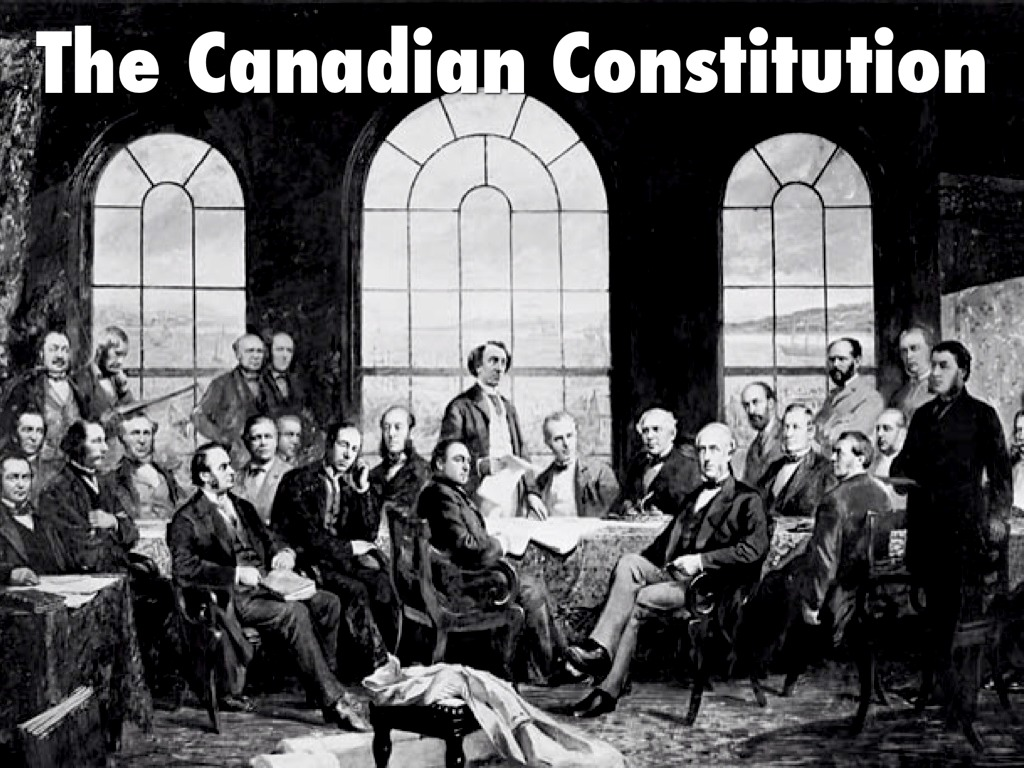 Canadian Constitution by larouche.s013