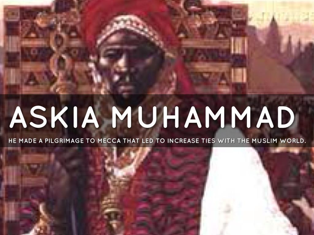 Ancient Askia Muhammad