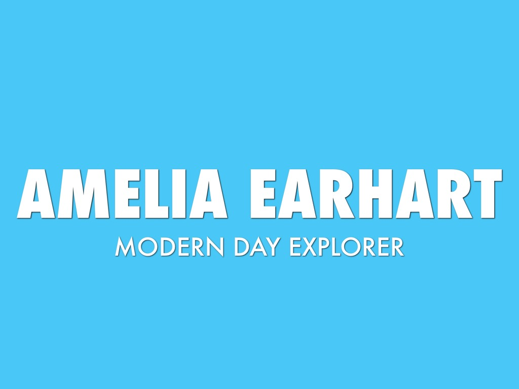 outline about amelia earhart Visit this site for this amelia earhart timeline detailing key dates and events fast facts and information for students, children & kids via the amelia earhart timeline the amelia earhart timeline provides a record of events in the order of their occurrence.