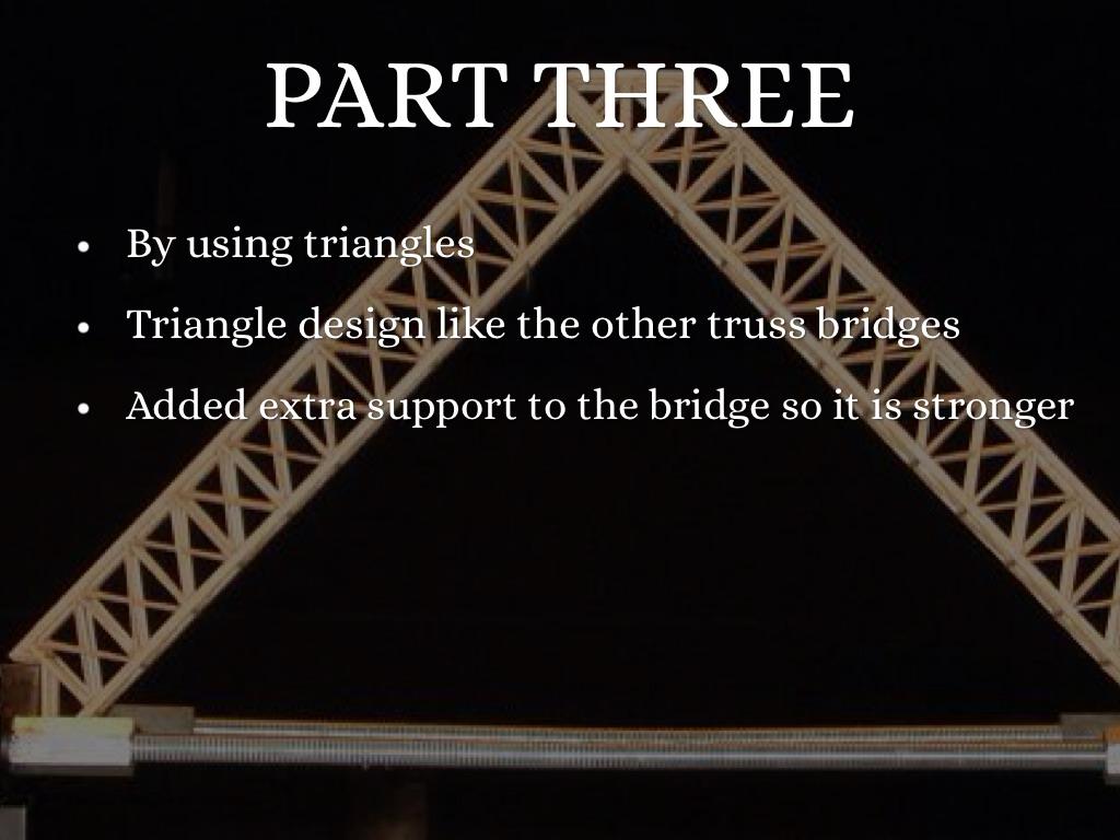 Toothpick Bridge By Andrew Burns