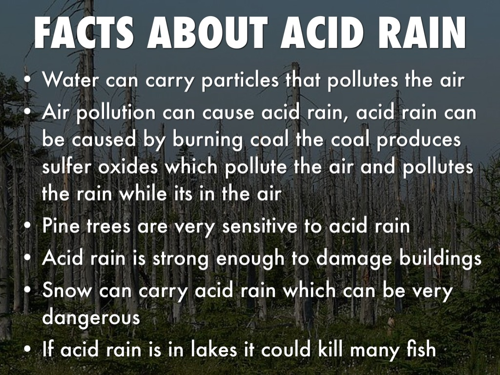 Facts About Air Quality by Jake Rowe