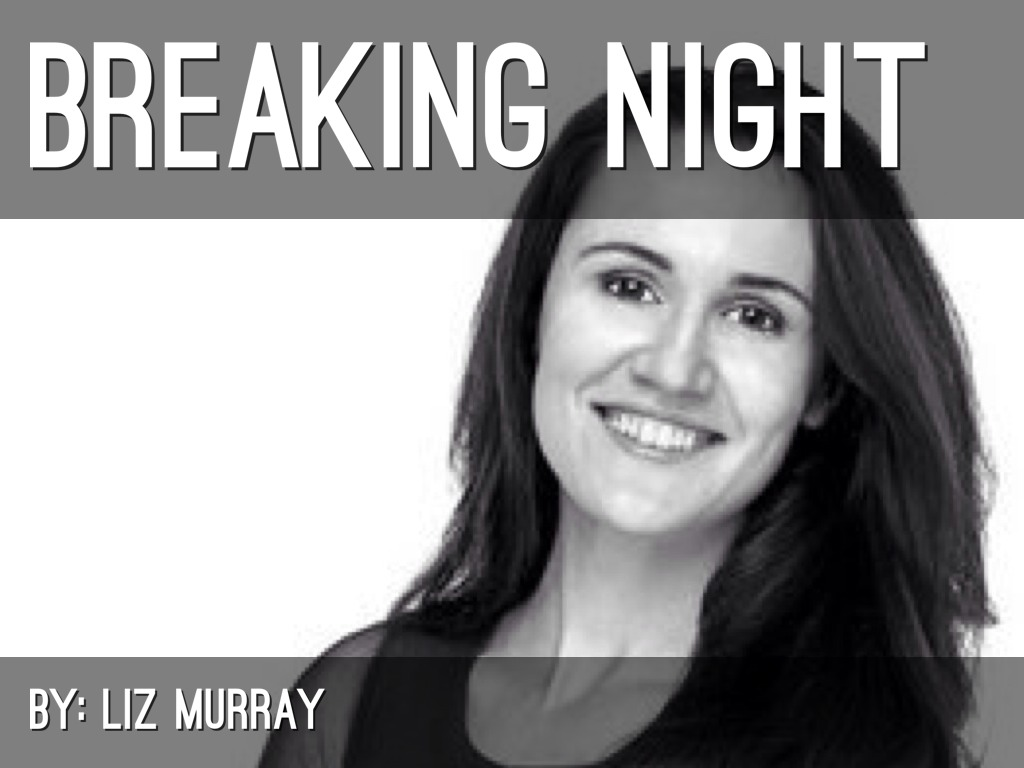 breaking night Breaking night : a memoir of forgiveness, survival, and my journey from homeless to harvard (liz murray) at booksamillioncom in the vein of the glass castle.