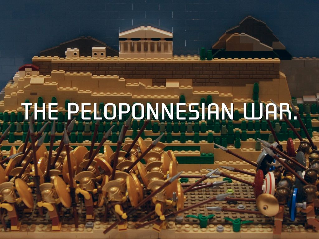 the peloponnesian war  by boshe