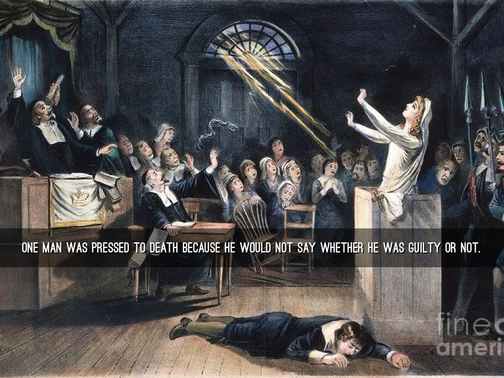 Salem Witch Trial By Arianna Seib