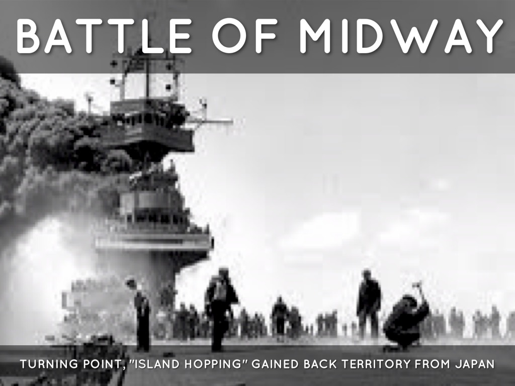 an analysis of the battle of midway in the pacific Kids learn about the battle of midway in the pacific theater of ww2 including who fought, the commanders, the events of the battle, who won, facts, and the results.