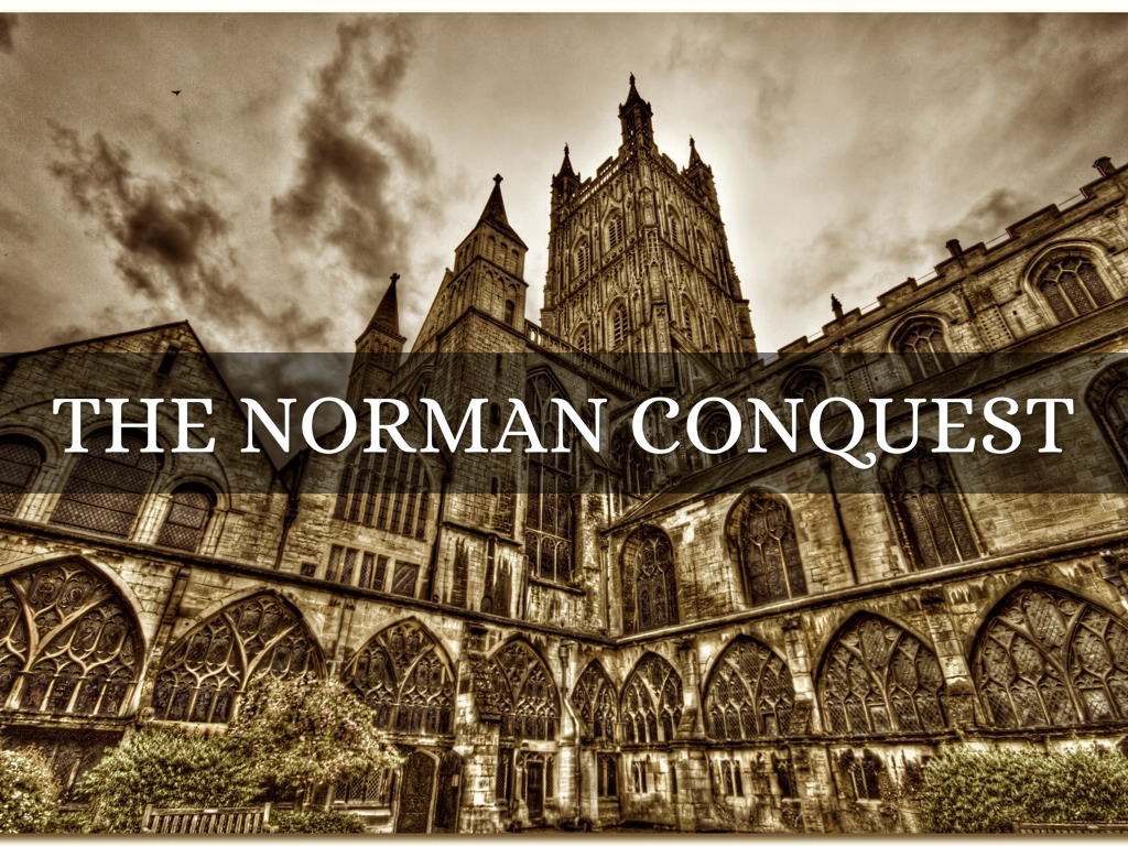 The Norman Conquest/ The Spread Of Christianity by