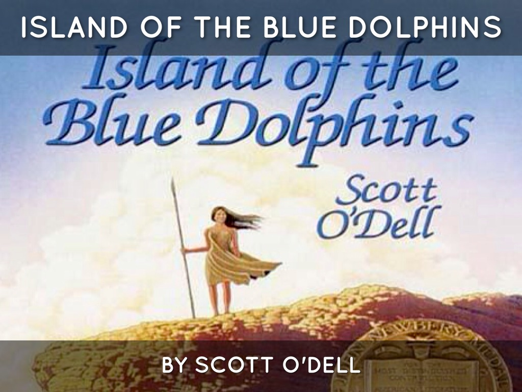 island of the blue dolphins by t b