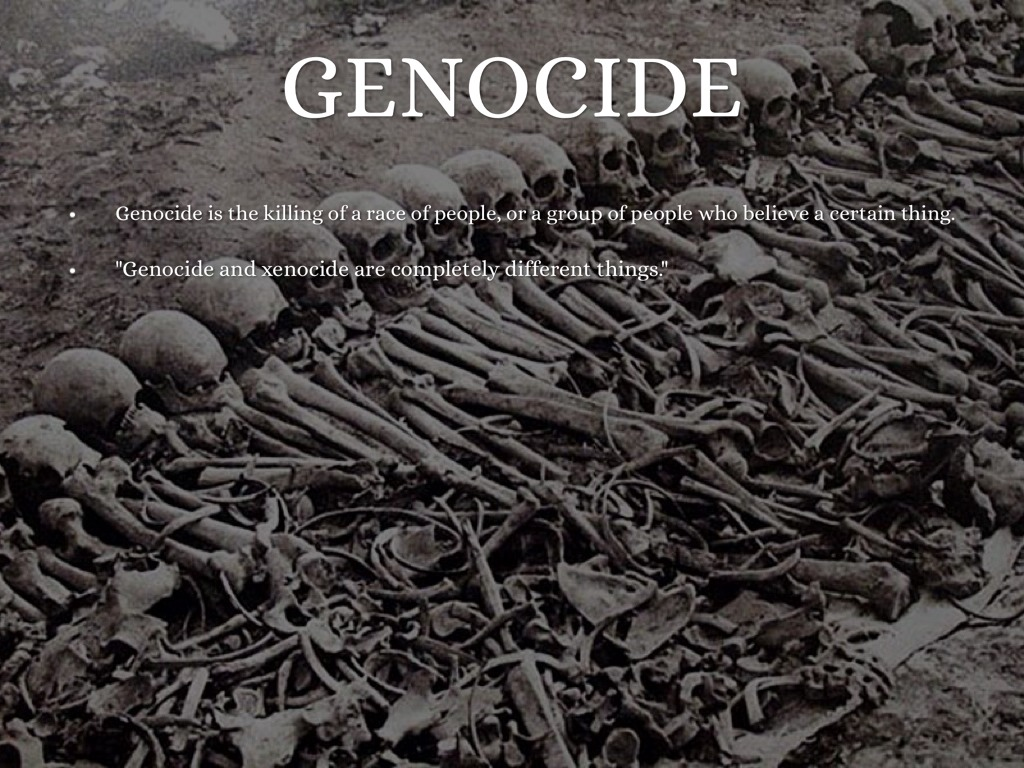 genocide and the western ideology of superiority Rwandan genocide  the extermination of the tutsis and moderate hutu the extermination of the tutsis and moderate hutu united by western calls for.