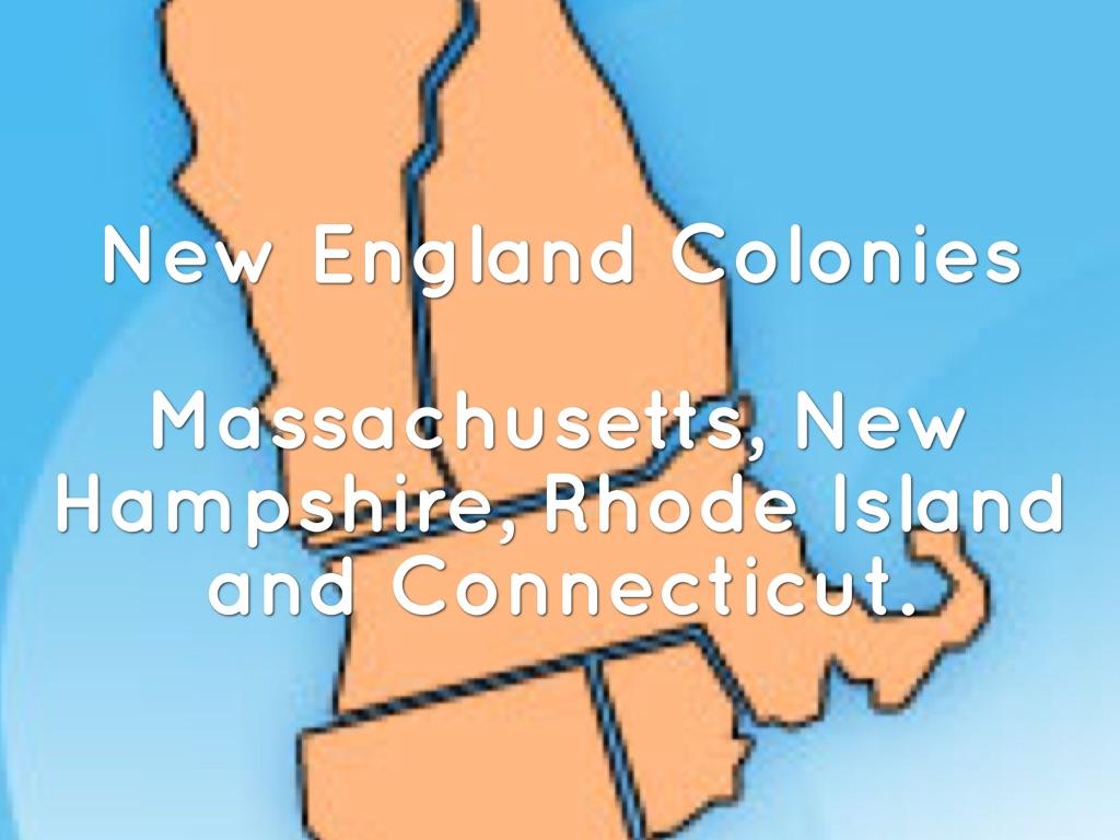 massachusetts and new england