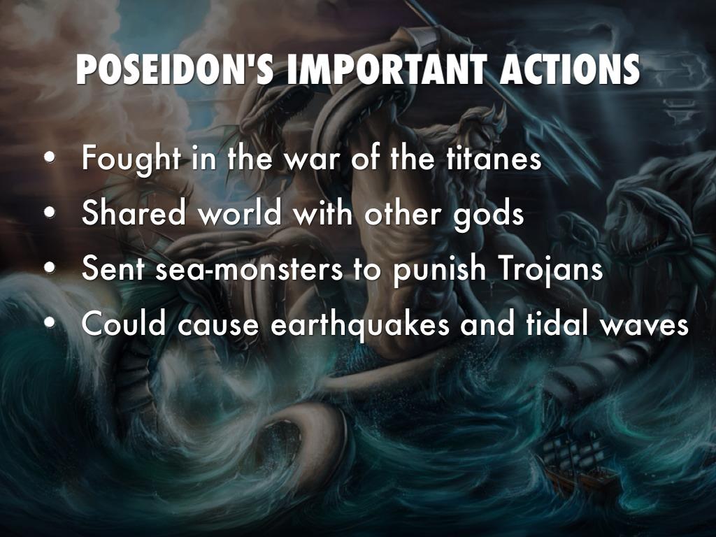 Poseidon By Phms0201