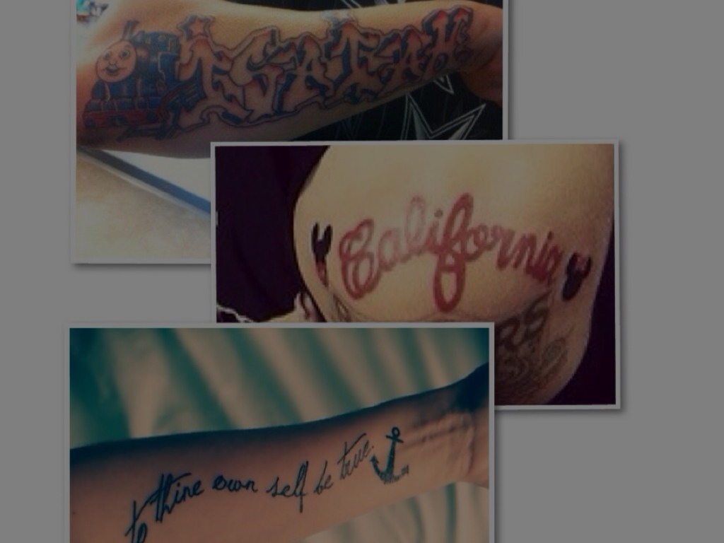 Tattoo Project By Kali Grogan