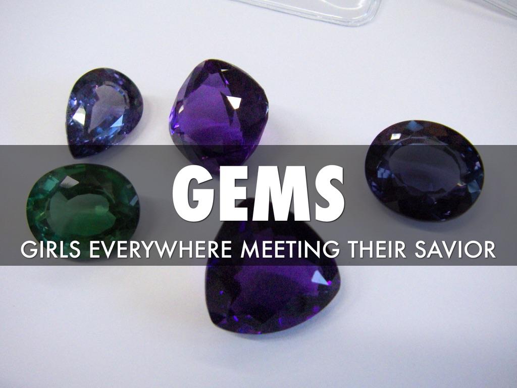 Gems April
