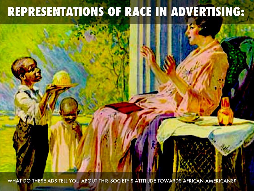 representation of race in media