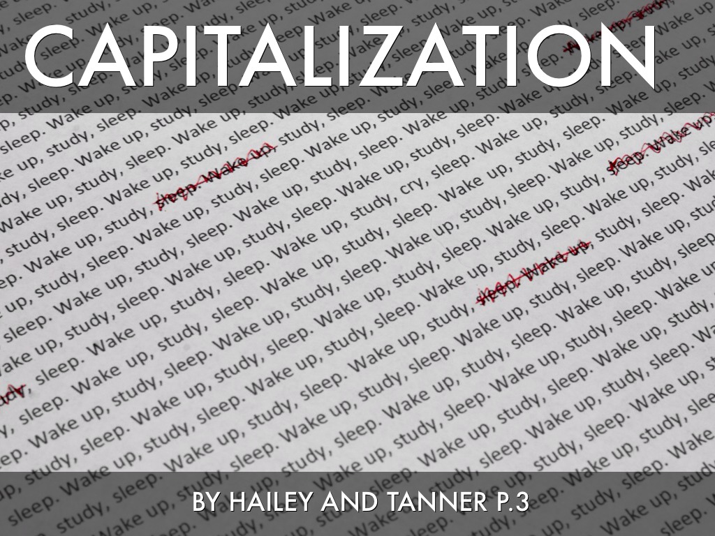 P3 Capitalization by nms6thgradela