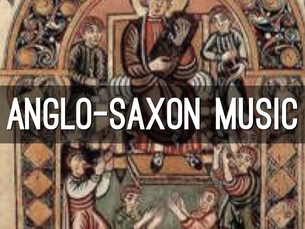 Anglo-Saxon Culture by Kendall Thomas
