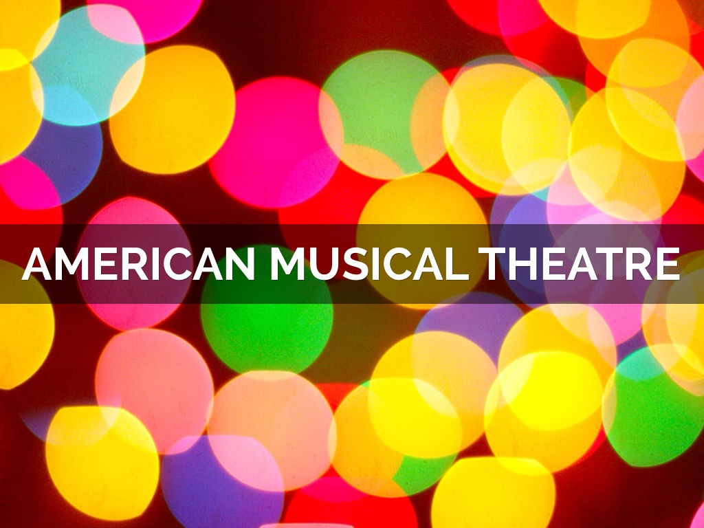 the rebirth of american musical theatre Highlight the origins and development of the musical theatre art form by  combining the  the sociology of music is described then the history of american  musicals and the thesis aim is also  according to the '' big band jazz and the  rebirth of.